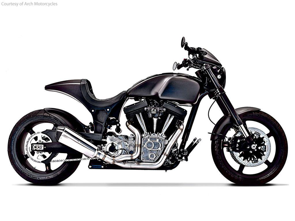 Arch Motorcycles KRGT-1 İlk Bakış 3. İçerik Fotoğrafı