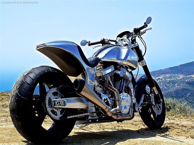 Arch Motorcycles KRGT-1 İlk Bakış 4. İçerik Fotoğrafı
