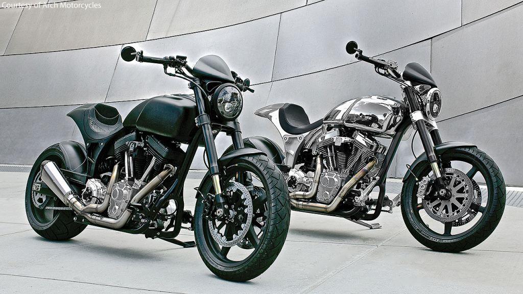 Arch Motorcycles KRGT-1 İlk Bakış 5. İçerik Fotoğrafı