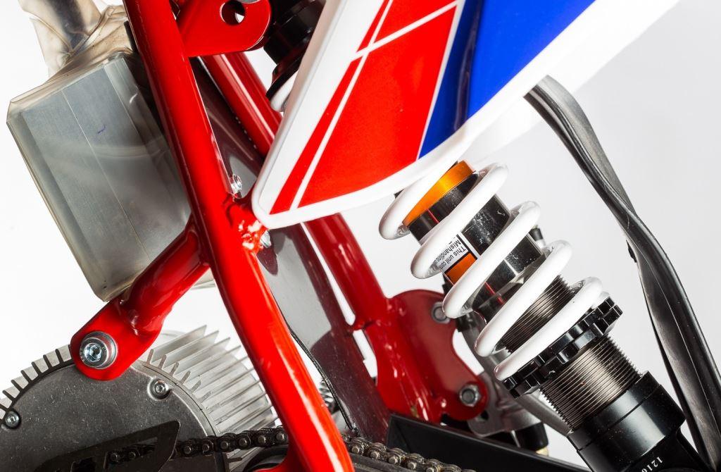 Beta Motor'dan Geleceğin Motorcuları için Beta Minicross-E! 2. İçerik Fotoğrafı