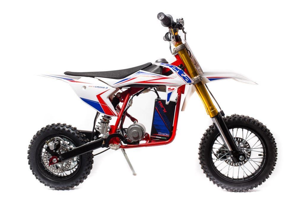 Beta Motor'dan Geleceğin Motorcuları için Beta Minicross-E! 5. İçerik Fotoğrafı