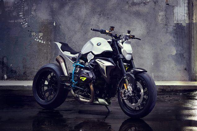 BMW Concept Roadster - 2014 1. İçerik Fotoğrafı
