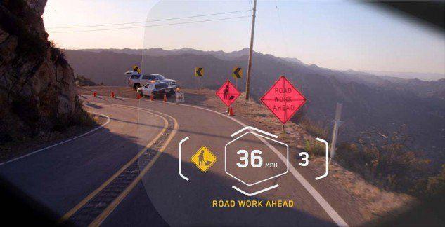 BMW'den Yeni Akıllı Kask! 2. İçerik Fotoğrafı