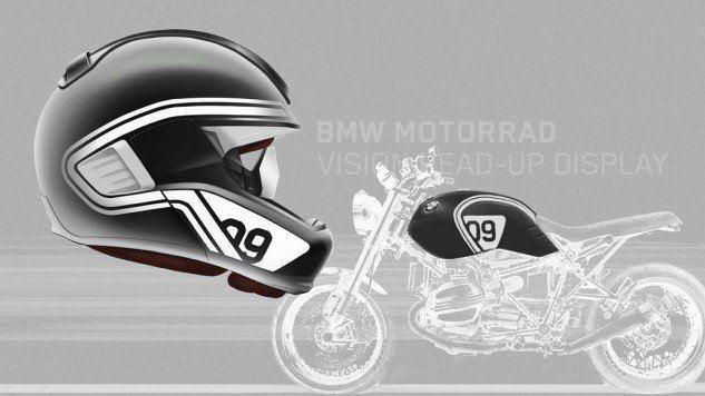 BMW'den Yeni Akıllı Kask! 3. İçerik Fotoğrafı