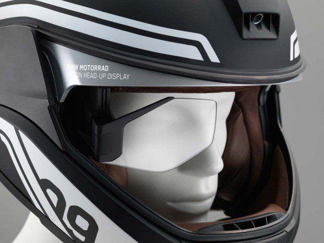 BMW'den Yeni Akıllı Kask! 4. İçerik Fotoğrafı