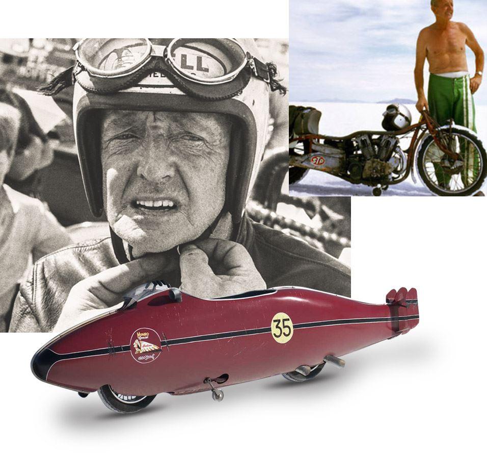 Bonneville Tuz Düzlükleri'nde Burt Munro Anıldı! 2. İçerik Fotoğrafı