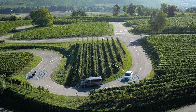 Bosch'tan Hayat Kurtaracak Araçtan Araca İletişim Sistemi!  1. İçerik Fotoğrafı