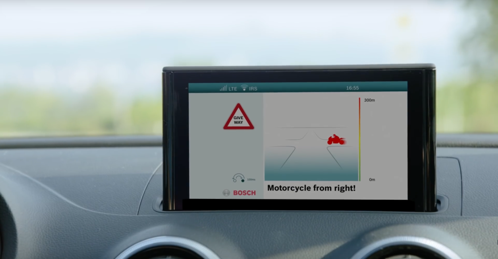 Bosch'tan Hayat Kurtaracak Araçtan Araca İletişim Sistemi!  2. İçerik Fotoğrafı