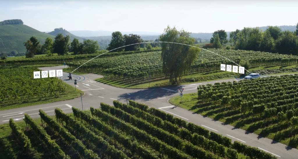 Bosch'tan Hayat Kurtaracak Araçtan Araca İletişim Sistemi!  3. İçerik Fotoğrafı
