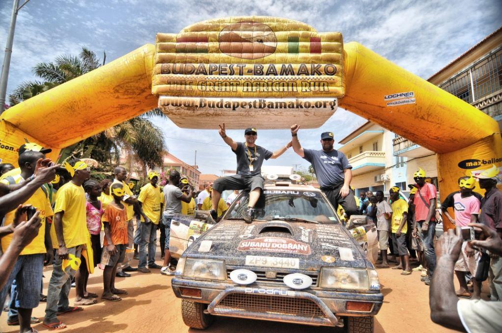 Budapeşte – Bamako Ralli 2016: Amatörler için Dakar Ralli 5. İçerik Fotoğrafı