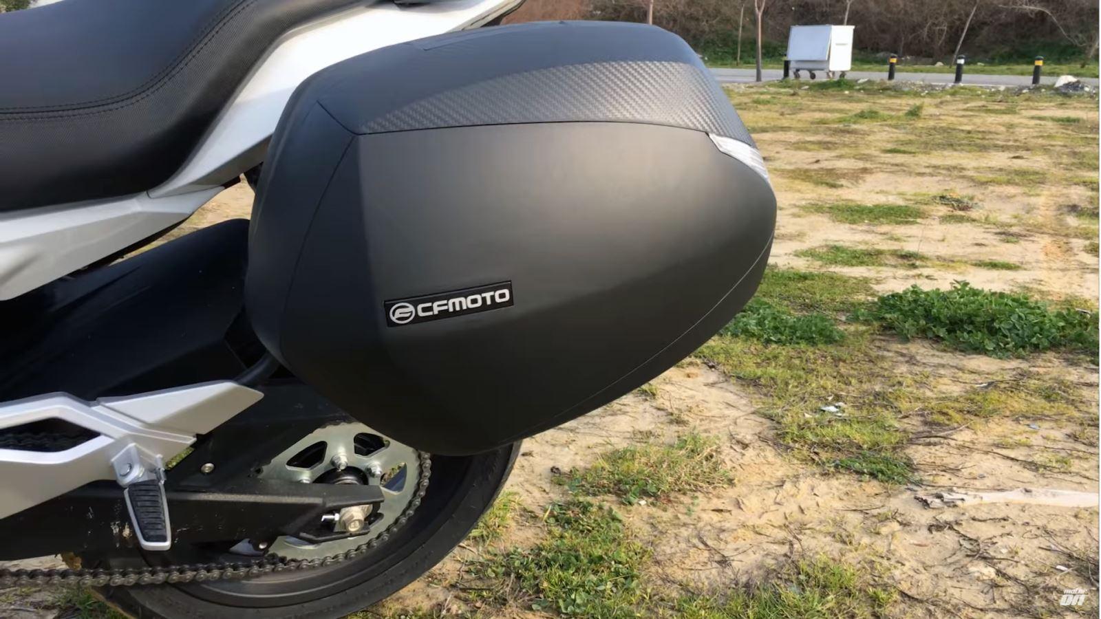 CF Moto 650 MT İncelemesi 4. İçerik Fotoğrafı