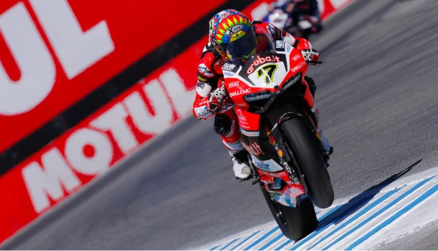 Chaz Davies, Ducati 1299 Panigale R Final Edition Kullanırsa! 5. İçerik Fotoğrafı