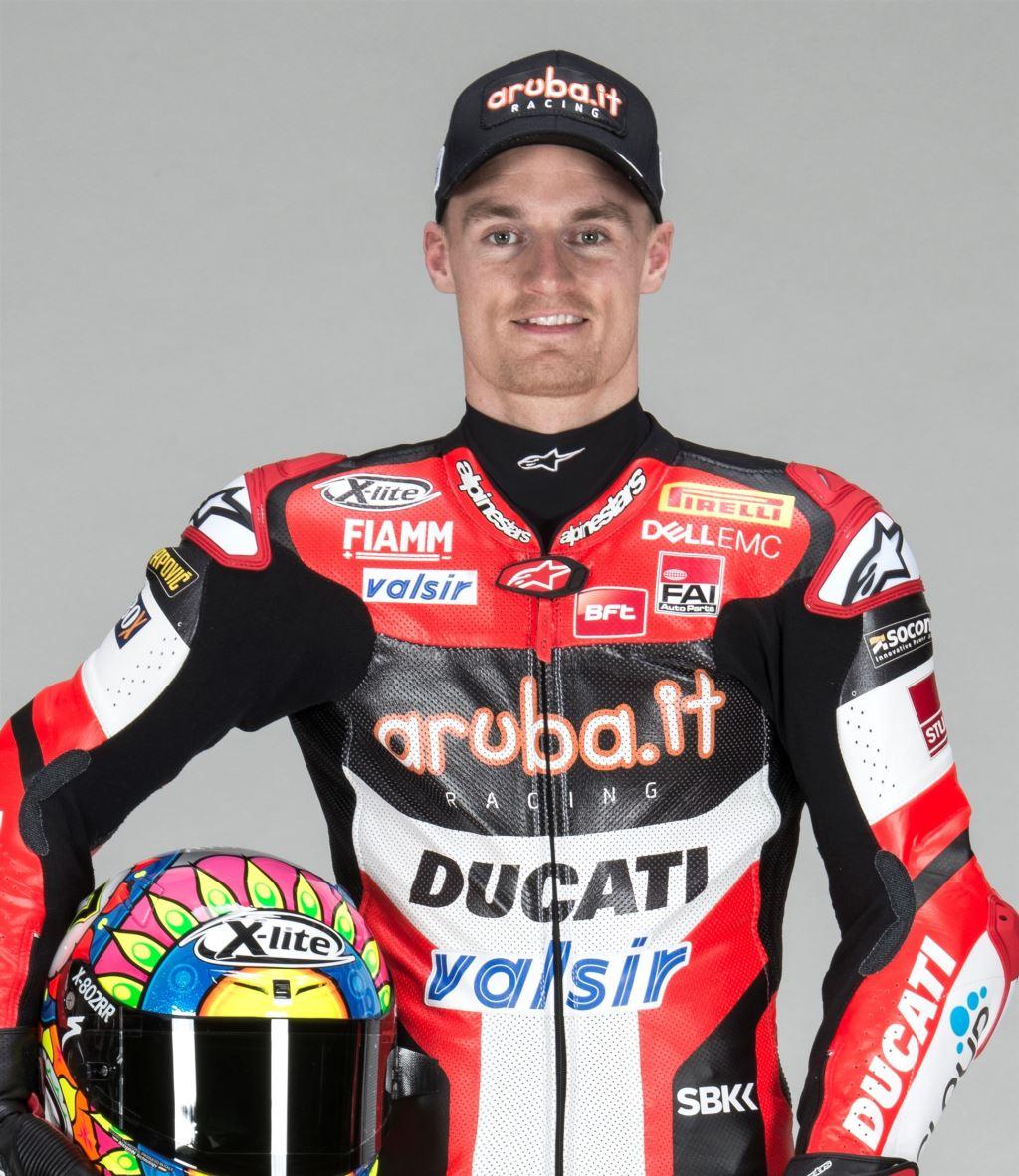 Chaz Davies, Ducati 1299 Panigale R Final Edition Kullanırsa! 6. İçerik Fotoğrafı