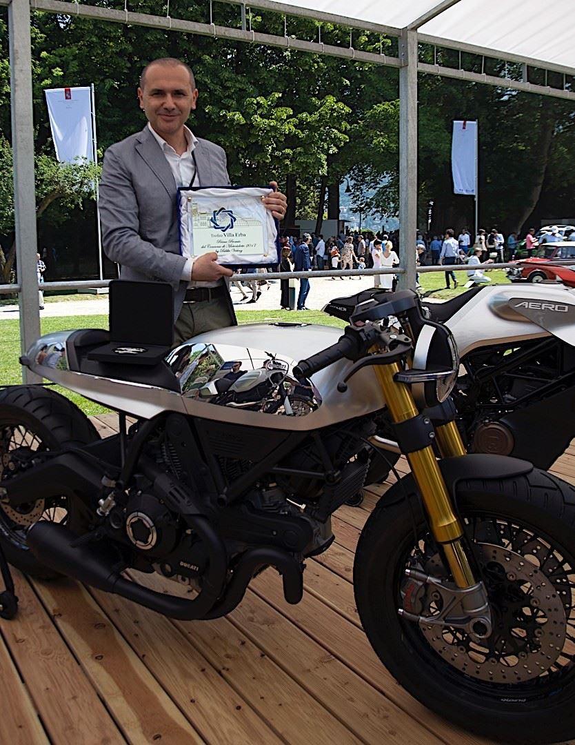 Concorso D'Eleganza Villa D'Este'de Ducati'ye Çifte Ödül!  5. İçerik Fotoğrafı