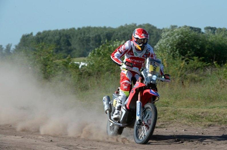 Dakar 2015 2. Gün: Honda'lar İyi Başladı. 1. İçerik Fotoğrafı