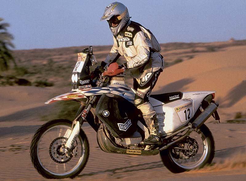 Dakar 40 Yaşında 6. İçerik Fotoğrafı