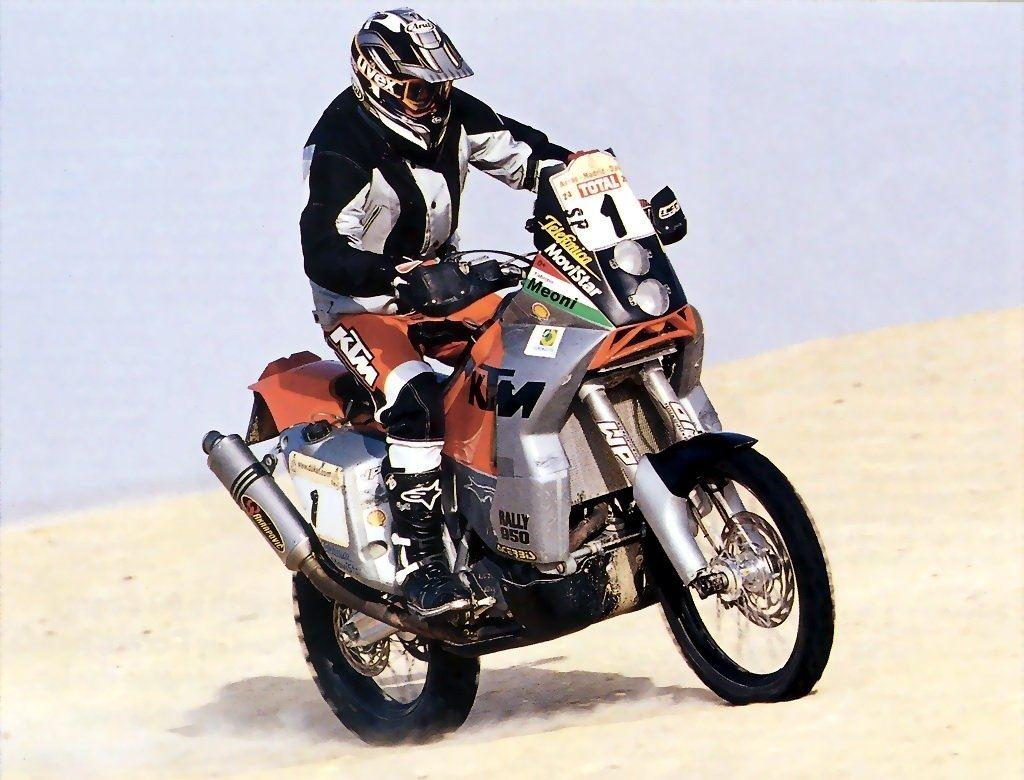 Dakar 40 Yaşında 7. İçerik Fotoğrafı