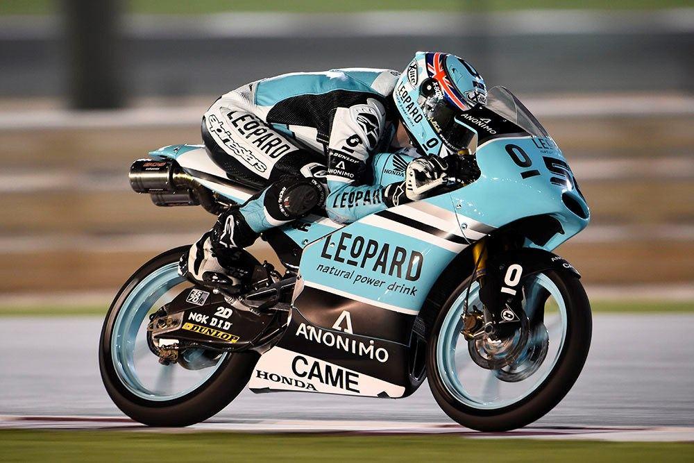 Danny Kent 2015 Yılı Moto3 Klasmanı Dünya Şampiyonu! 1. İçerik Fotoğrafı