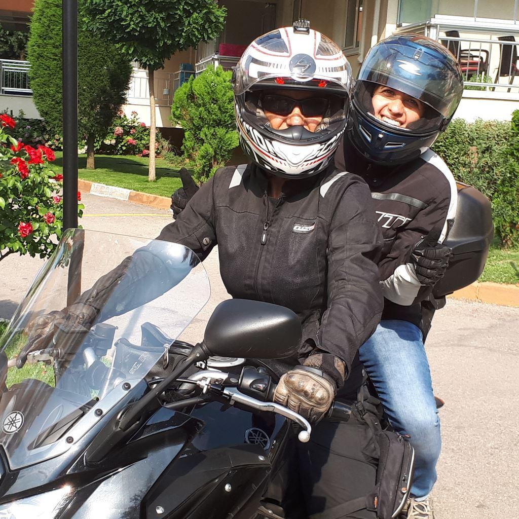 Doğa Afet Sırasında Motosiklet Sürebilir miyiz?  Neler yaşadığımı anlatmak istiyorum… 2. İçerik Fotoğrafı