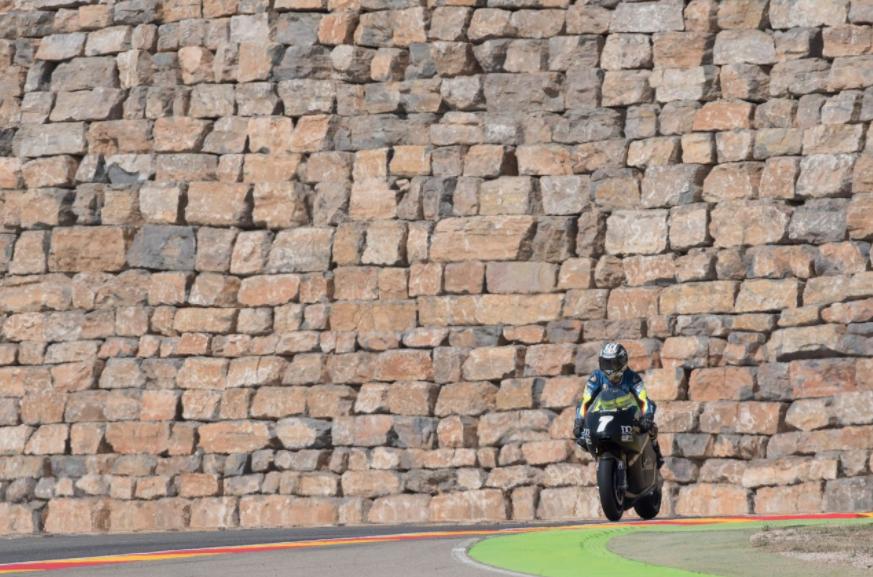 Dorna Sports'tan, Elektrikli MotoGP Yarış Motosikleti Testi!  3. İçerik Fotoğrafı