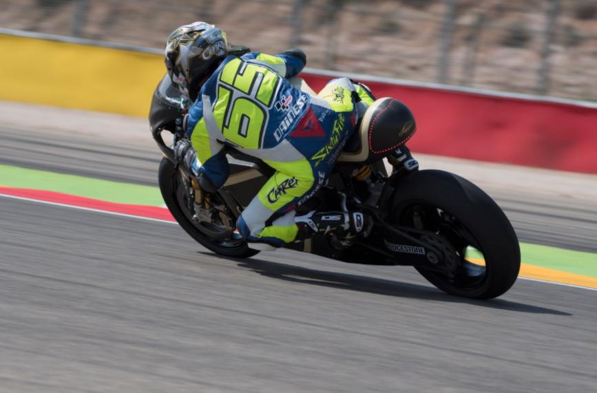 Dorna Sports'tan, Elektrikli MotoGP Yarış Motosikleti Testi!  4. İçerik Fotoğrafı