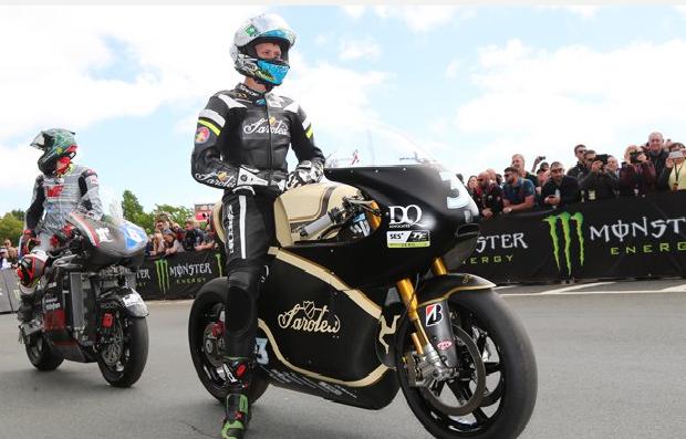 Dorna Sports'tan, Elektrikli MotoGP Yarış Motosikleti Testi!  5. İçerik Fotoğrafı