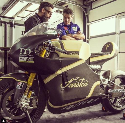 Dorna Sports'tan, Elektrikli MotoGP Yarış Motosikleti Testi!  6. İçerik Fotoğrafı