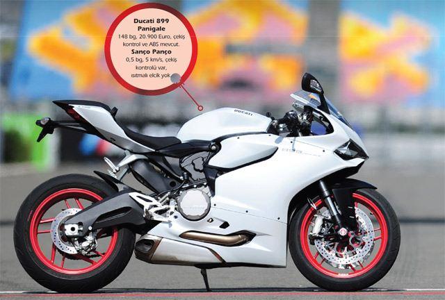 Ducati 899 Panigale - MV Agusta F3 800 1. İçerik Fotoğrafı