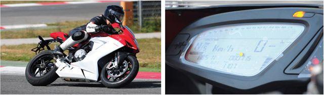Ducati 899 Panigale - MV Agusta F3 800 10. İçerik Fotoğrafı