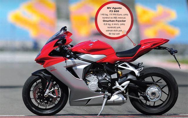 Ducati 899 Panigale - MV Agusta F3 800 2. İçerik Fotoğrafı