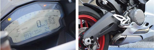 Ducati 899 Panigale - MV Agusta F3 800 4. İçerik Fotoğrafı