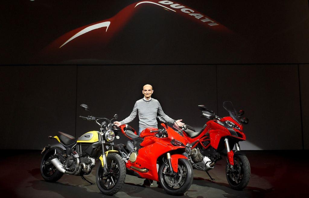 Ducati'den Büyük Satış Rekoru! 1. İçerik Fotoğrafı