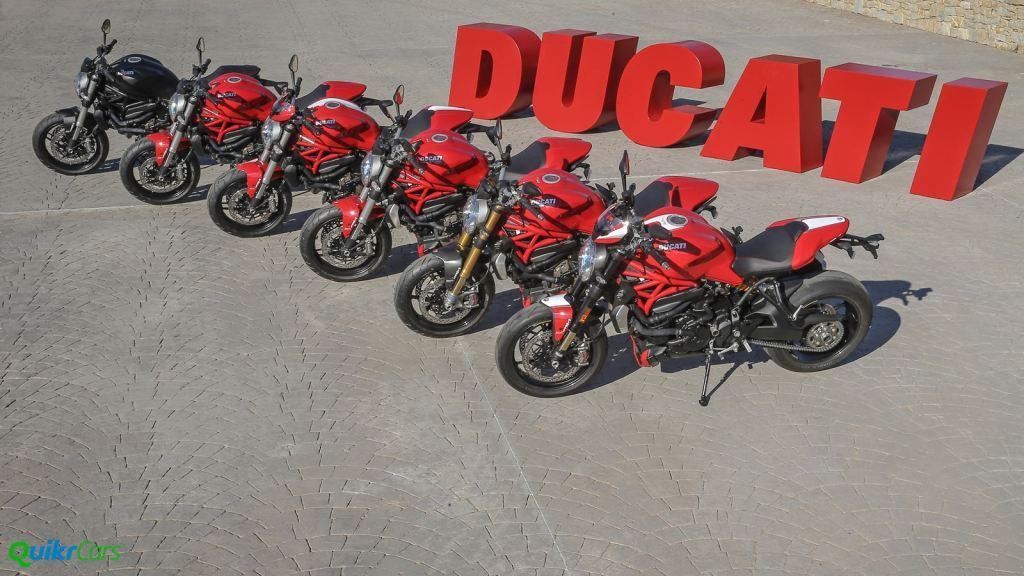 Ducati'den Büyük Satış Rekoru! 2. İçerik Fotoğrafı