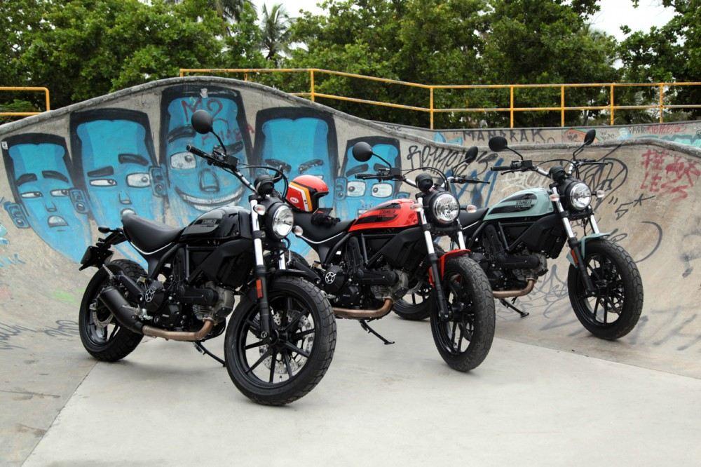 Ducati'den Büyük Satış Rekoru! 3. İçerik Fotoğrafı