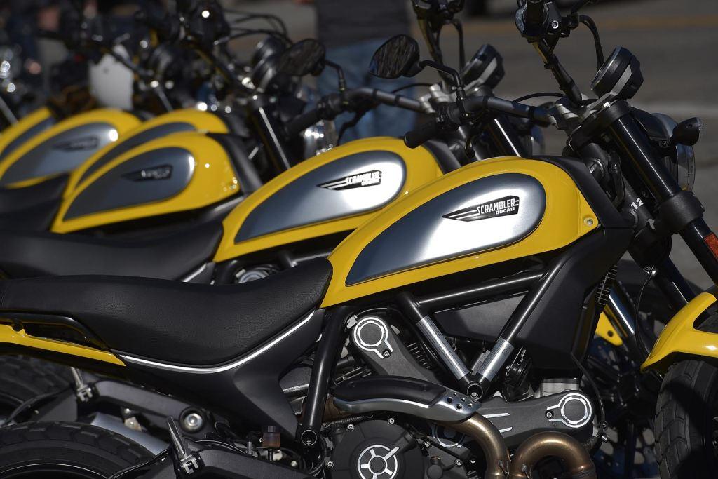 Ducati'den Büyük Satış Rekoru! 4. İçerik Fotoğrafı