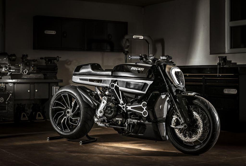 Ducati'den Özel Bir XDiavel!  1. İçerik Fotoğrafı