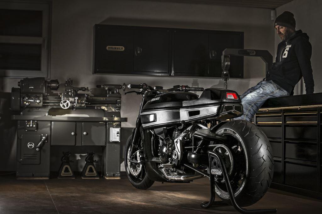 Ducati'den Özel Bir XDiavel!  4. İçerik Fotoğrafı