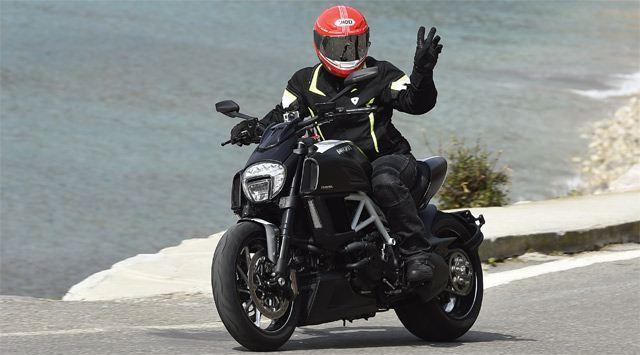 Ducati Diavel 2014 8. İçerik Fotoğrafı