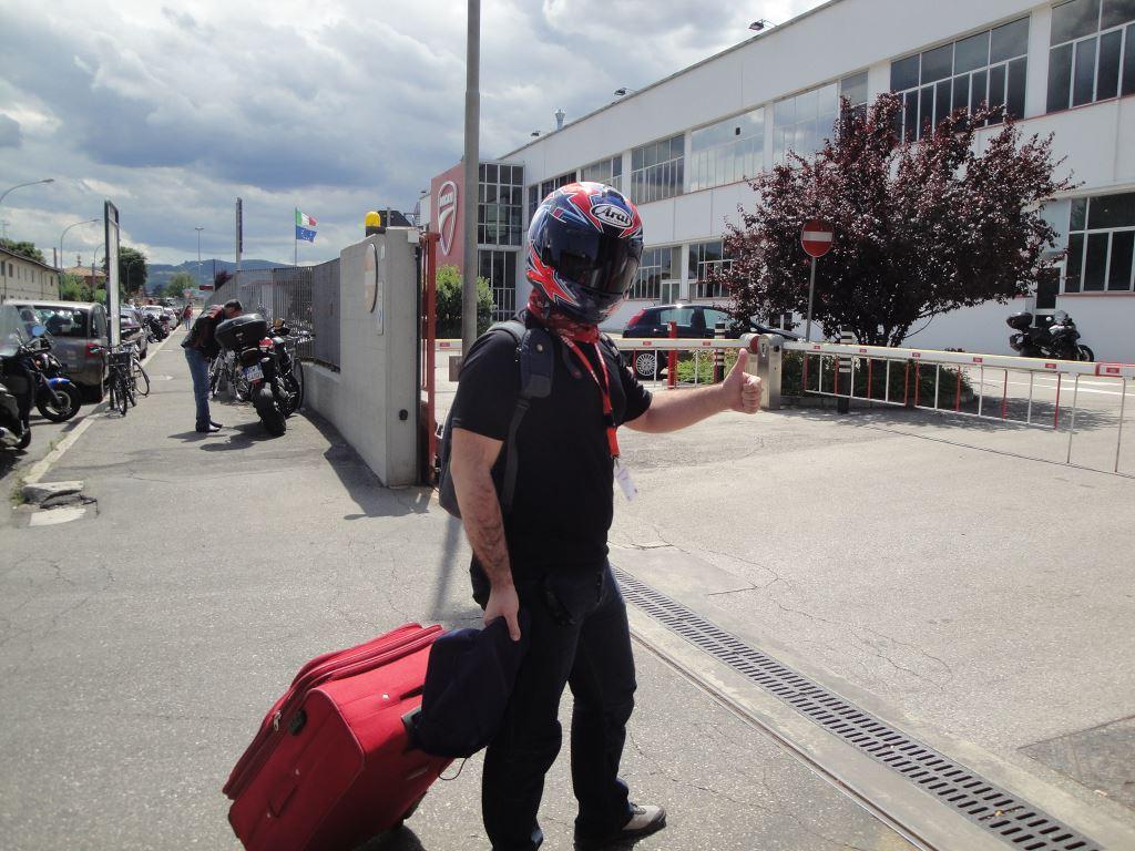 Ducati Diavel İle Dolce Vita 1. İçerik Fotoğrafı