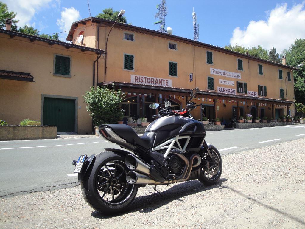 Ducati Diavel İle Dolce Vita 4. İçerik Fotoğrafı