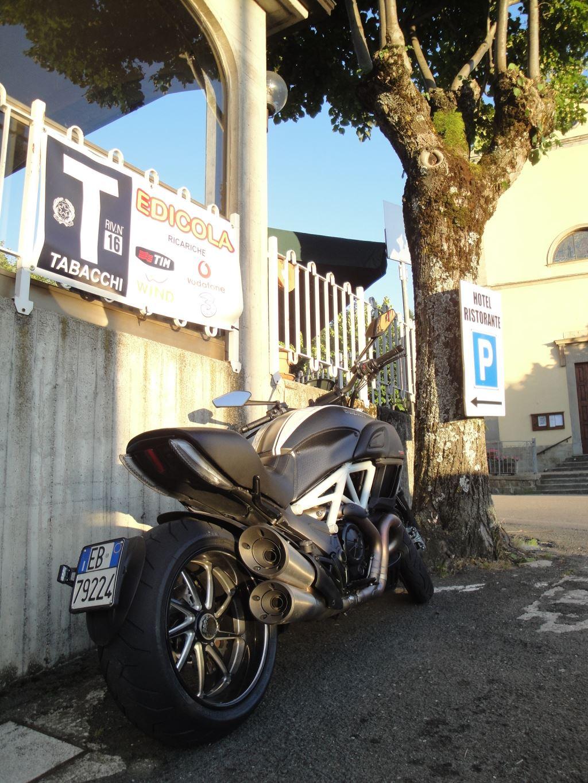 Ducati Diavel İle Dolce Vita 5. İçerik Fotoğrafı