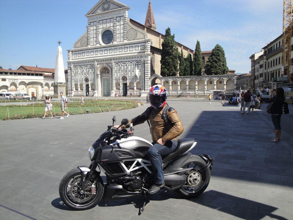 Ducati Diavel İle Dolce Vita 9. İçerik Fotoğrafı