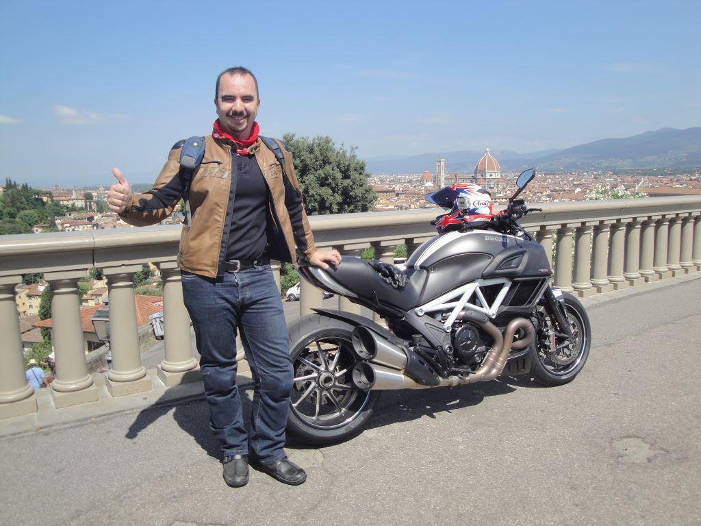 Ducati Diavel İle Dolce Vita 12. İçerik Fotoğrafı