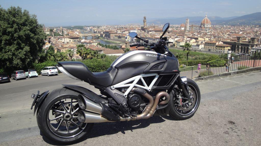 Ducati Diavel İle Dolce Vita 14. İçerik Fotoğrafı
