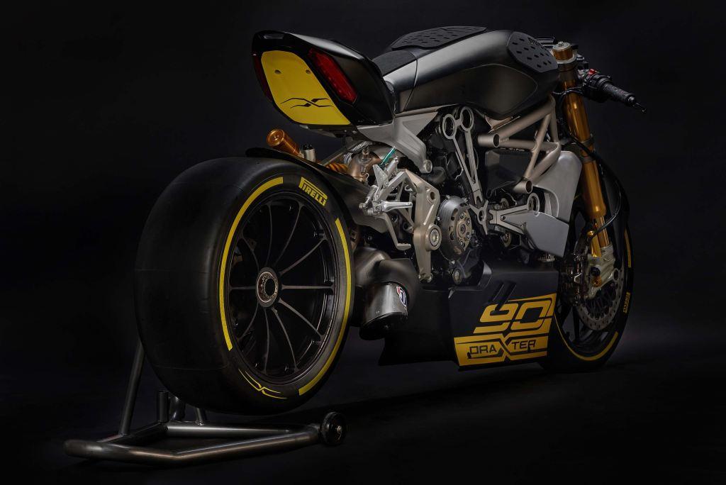 Ducati draXter Konsepti Tanıtıldı! 1. İçerik Fotoğrafı