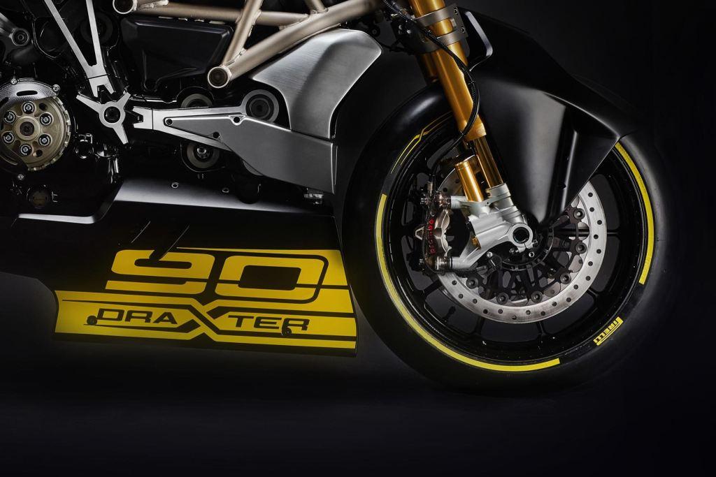 Ducati draXter Konsepti Tanıtıldı! 3. İçerik Fotoğrafı