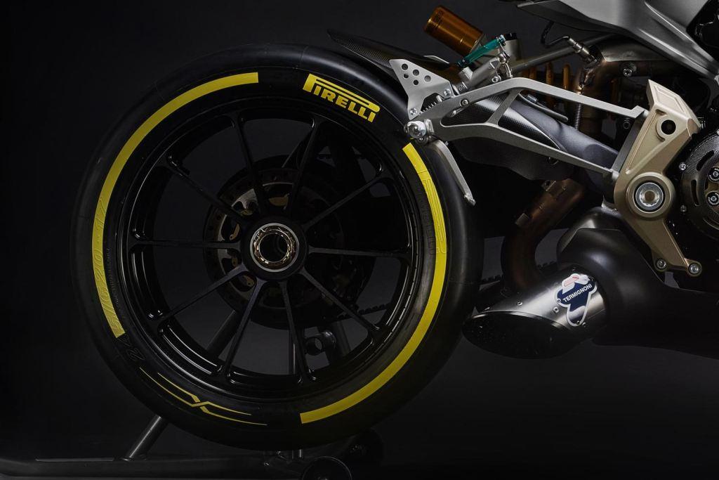 Ducati draXter Konsepti Tanıtıldı! 4. İçerik Fotoğrafı