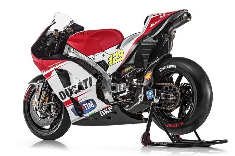 Ducati GP15 ve MotoGP Takımı 3. İçerik Fotoğrafı