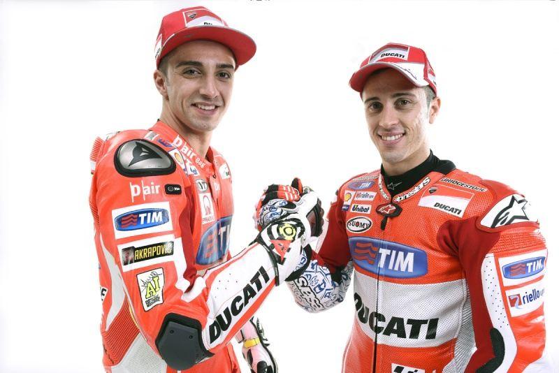 Ducati GP15 ve MotoGP Takımı 7. İçerik Fotoğrafı