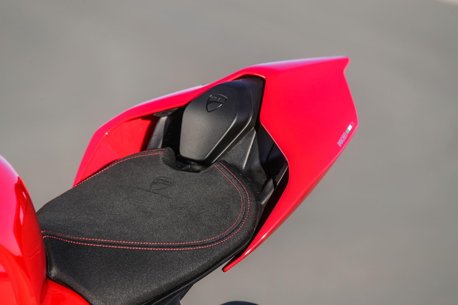 Ducati Panigale V4: Gerçekten Efsanesi Kadar İyi Mi? 6. İçerik Fotoğrafı